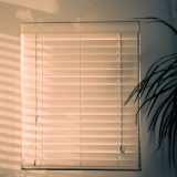 photo of indoor blinds in Perth